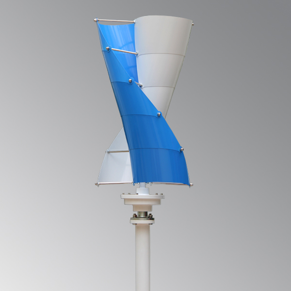 200w small vertical wind turbine generator 12v 24vDC for boats(China (Mainland))