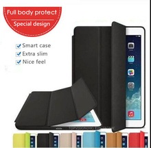 """Special design logo nice full body protect smart cover for apple ipad pro case 12.9"""" magnetic leather slim thin flip stand shell(China (Mainland))"""