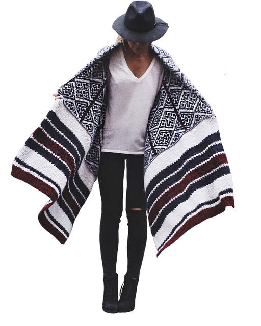 Женщины длинный кардиган 2016 осень зима теплый длинное трикотажные свитера футболки с рукавами свободного покроя свободный женский свитер кардиган