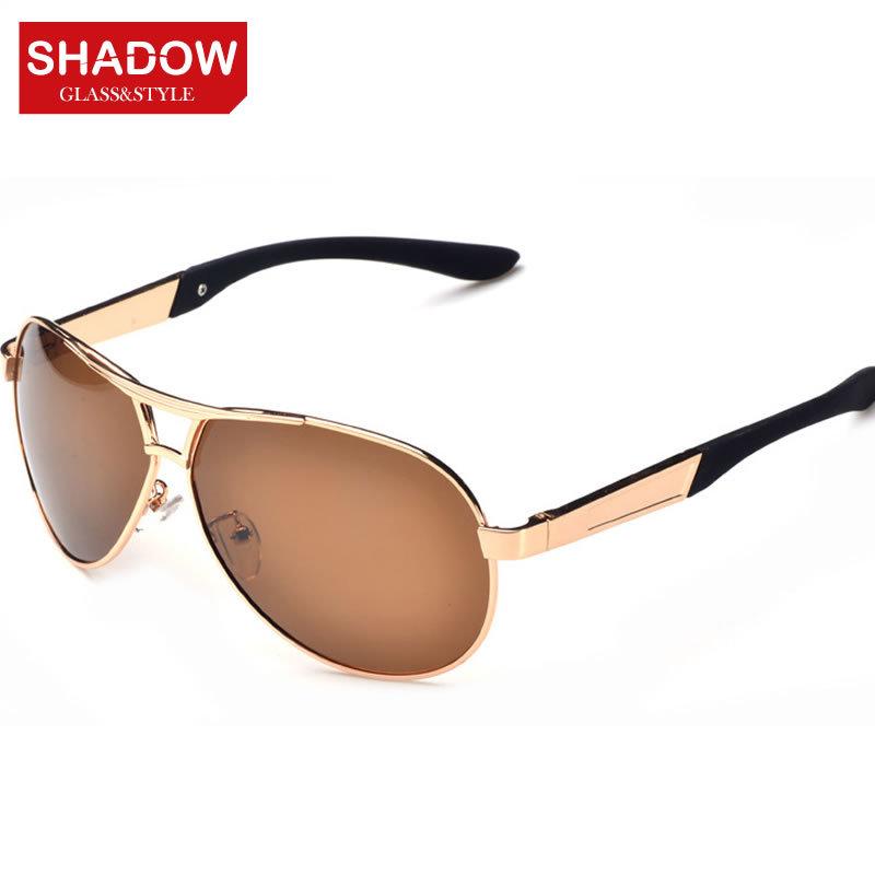 Sunglasses men 2015 New Fashion Brand designer high quality sunglasses men's polarized sunglasses wholesale sunglasses big box(China (Mainland))