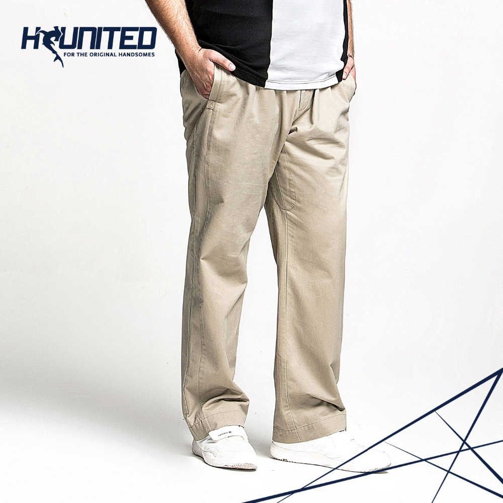 2014 Brand New Autumn Big Size Pants 38-48 Casual Pants Trousers Big Size Men Clothing American and European Style(China (Mainland))