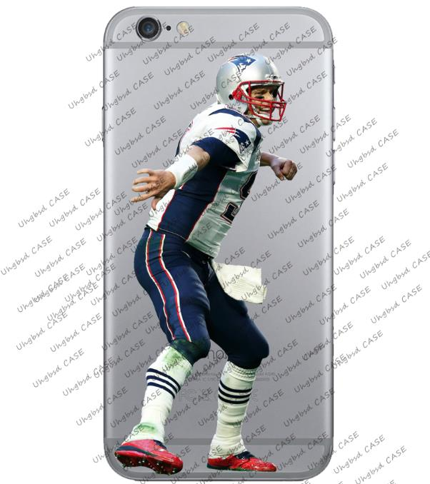 rugby player brady_tom phone shell for iphone 4 4s 5c 6 6s 7 5 5se 7 plus 6 plus Silicone soft case cover for samsung(China (Mainland))
