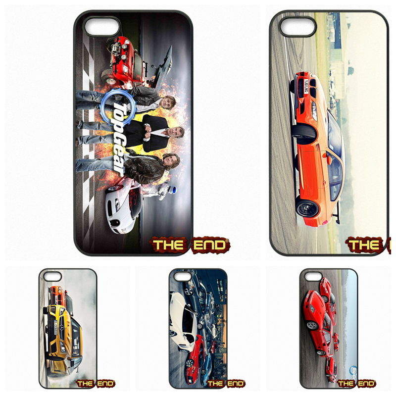 Top Gear steel poster Movies & TV Phone Cases Covers For Apple iPod Touch 4 5 6 iPhone 4 4S 5 5C SE 6 6S Plus 4.7 5.5(China (Mainland))