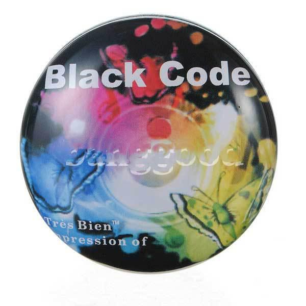 Foster Fresh Romantic Fragrance Magic Solid Perfume Black Code 15ml(China (Mainland))