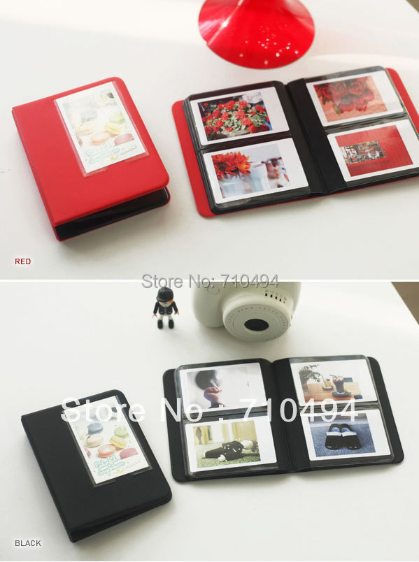 Polaroid Photo Album Fuji Instax mini ( ver.3 plus ), - Show You The Best store