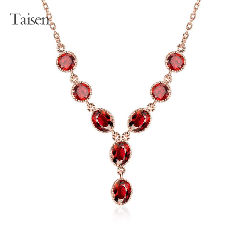 neckless bijuteria High Quality resin necklace trendy Fashion Jewelry rose gold plating necklace hot sale 50+5cm inches chain(China (Mainland))