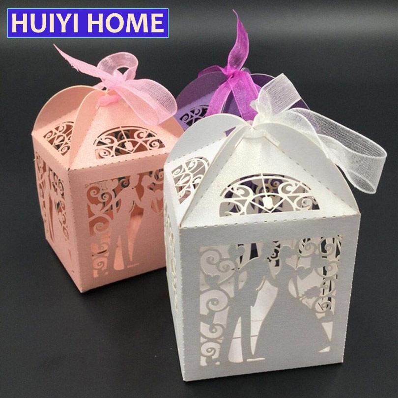 На свадьбу подарок коробочка 693