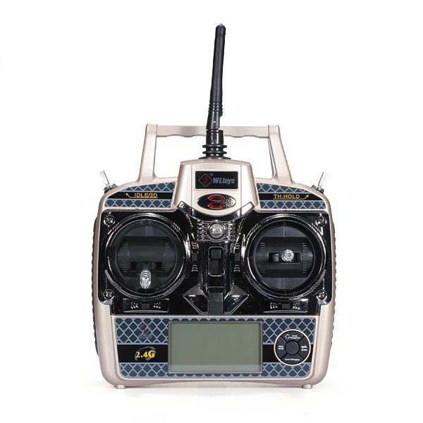 V977-rc helicopter-6CH 2.4G Brushless RC Helicopter-3