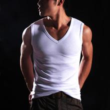 2017 New Men Clothing Sleeveless Vest Undershirt Men Cheap Tank Top Fitness Men Canotte Bodybuilding Clothing Q849(China (Mainland))