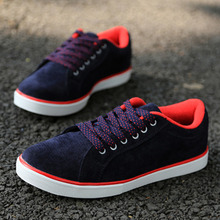 2016 Spring Autumn Men Shoes Explosion Models Students Shoes Trend Of Korean Men's Canvas Shoes Newest Man Shoes#WYL71(China (Mainland))