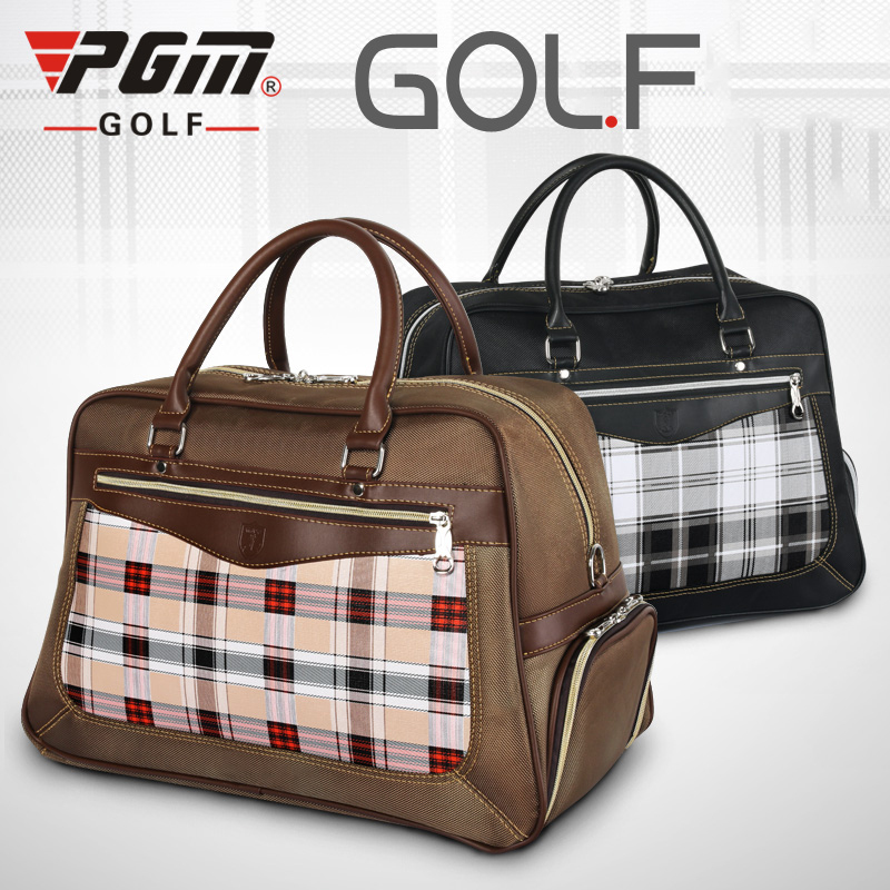 Amazing The Preppy Golf Bag Collection Presents A Sporty Plaid In Addition To