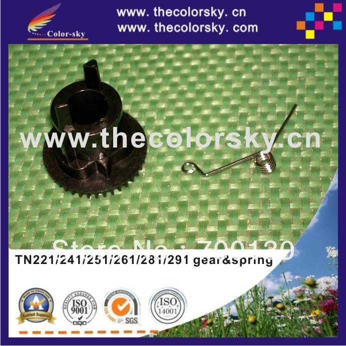 (ACC-TN221) reset gear for brother HL 3140CW 3150CDN 3150CDW 3170CDW DCP 9020CDN 9020CDW MFC 9330CDW 9340CDW 1400 pages free DHL<br><br>Aliexpress