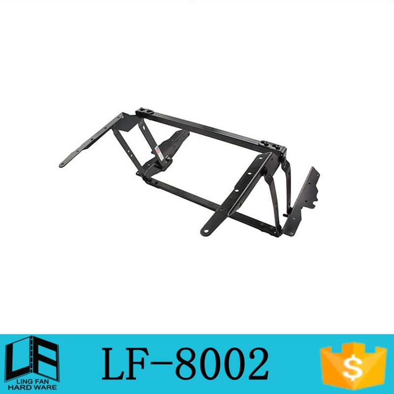 space saving furniture coffee table parts lift up mechanism,drop down hinge table,adjustable laptop table LF-8002(China (Mainland))