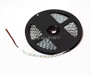 3528 600 5M LED Strip SMD Flexible light 120led/m indoor non-waterproof warm / white/red/green/blue Ribbon