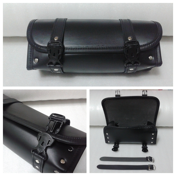 Bag Ha Lei Taizi cruise motorcycle side car modified edging box front side bags Kit Bag(China (Mainland))