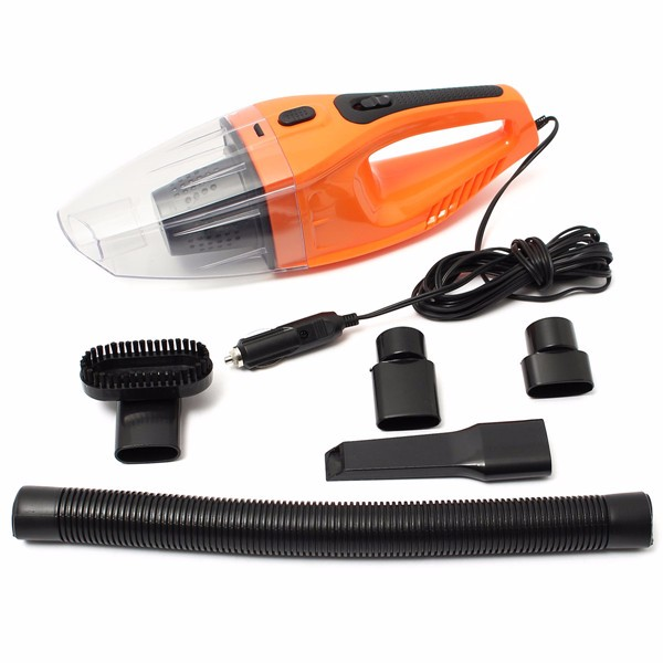 universal 10 in 1 Portable Car Vehicle Automobile Handheld Vacuum Cleaner Pro Active Wet Dry 12V 100W Good Helper Top Quality(China (Mainland))