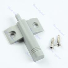 10Set/Lot Gray Kitchen Cabinet Door Drawer Soft Quiet Close Closer Damper Buffers + Screws(China (Mainland))