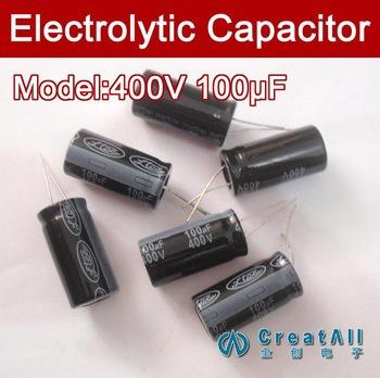 10100UF 400V electrolytic capacitor,400V 100 microfarad capacitors - HSM electronic Co., Ltd store