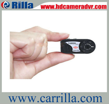1080p portable hd mini hd sport camera can used as PC camera with night vision(T8000)