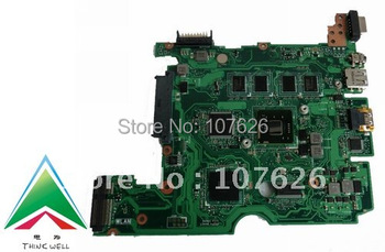 X101CH laptop motherboard for asus atom n2600 onboard ddr3 motherboards