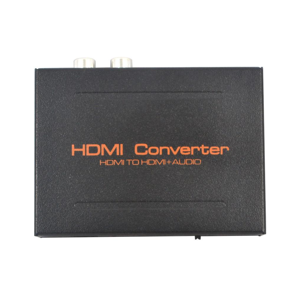 Compra Hdmi Convertidor De Audio 243 Ptico Online Al Por