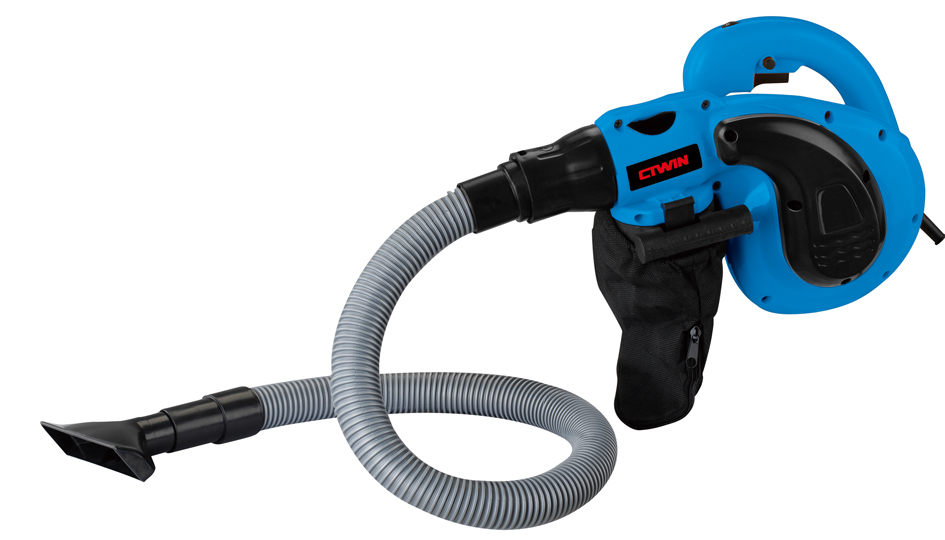 Especial High Efficiency Electric 750W Hand Operated Practical Air Blower Vacuum Cleaner Blowing/Dust Collecting 2 in 1