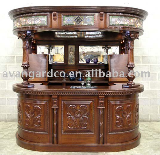 Antique Solid wooden bar funiture/bar cabinet(China (Mainland))