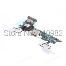 Free shipping Charging Port Dock Connector Flex Cable for Samsung Galaxy A3 SM-A300 OEM(China (Mainland))