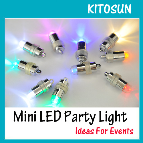 500 Waterproof LED Mini Party Lights for Lanterns,Balloons,Floral Mini Led Lights For Wedding Centerpiece KIT Eiffel Glass Vases(China (Mainland))