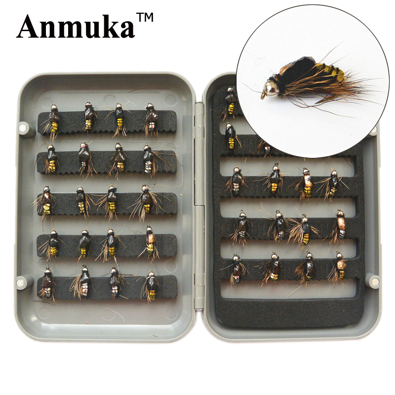 A5 dry fly lures 40pcs/lot flies fishing bait 1.5cm worm hook plastic box pesca Fishing Tackle Free shipping 81025(China (Mainland))