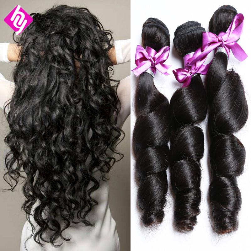 Top quality Hair Virgin Brazilian Loose Wave Beauty Forever Virgin Hair Bundle Deals 8-30 3pcs lot Free Shipping Cheap Price<br><br>Aliexpress