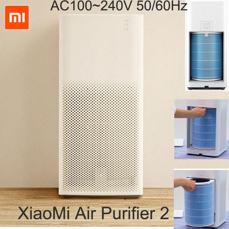 Очистители воздуха из Китая