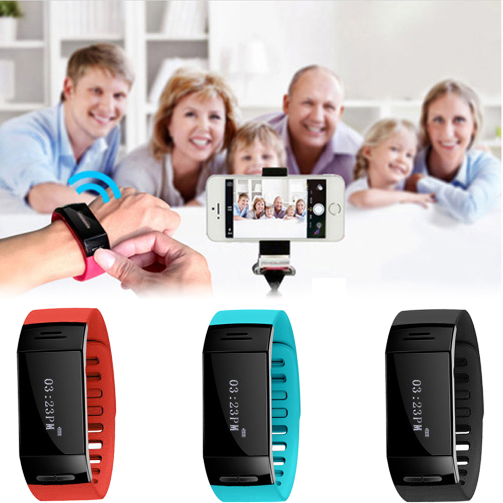 Fitness Wearable Tracker Waterproof Bluetooth Smart Bracelet Fitness Tracker Pedometer Wristband  for Android  NIE#