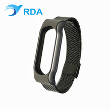 Buy Hot Sale Metal Strap Band MiBand 2 Wristbands Stainless Steel Bracelet Xiaomi Mi Band 2 Replace Mi Band 2 for $9.32 in AliExpress store