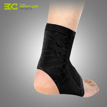 New Sport Ankle Support Elastic Breathable Sports Ankle Equipment Safety Gym Badminton Basketball Ankle Brace Support K5111(China (Mainland))