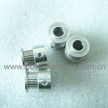 T2.5-6 types of timing pulley 46 teeth 6mm width for 3D printer