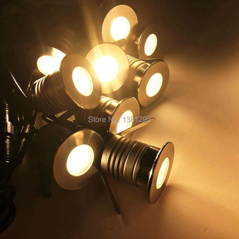 Подземные светильники из Китая