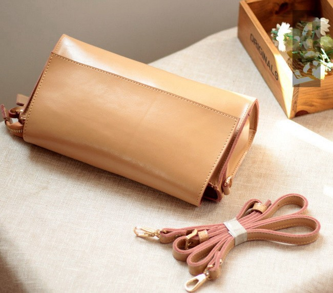 Brand Vintage Crossbody Second Layer Of Leather Women Shoulder Bags