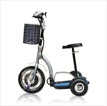 3 rad 36v elektro fahrrad akku auto scooter elektroroller mini faltung elektro fahrrad in. Black Bedroom Furniture Sets. Home Design Ideas