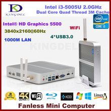 Buy Small computer core i3-5005U Dual Core mini pc 4GB RAM 1T HDD,Intel HD Graphics 5500,300M WIFI,HDMI,VGA,htpc for $289.00 in AliExpress store