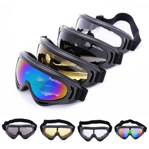 outdoor fun & sports cycling glasses motorcycle bicycle mountain bike ice snow ski goggles men tactical sunglasses eyewear women(China (Mainland))