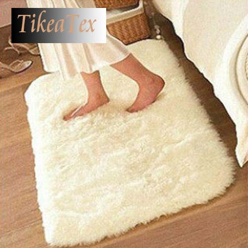 40*60 4.5cm thicken & SHAGGY soft carpet rug / area rug / room carpets kids rug for living room / design floor carpet(China (Mainland))