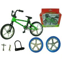 DreamClub Finger Bicycle Bike Mini Toy Alloy Multi-color Kids Gift sports(China (Mainland))