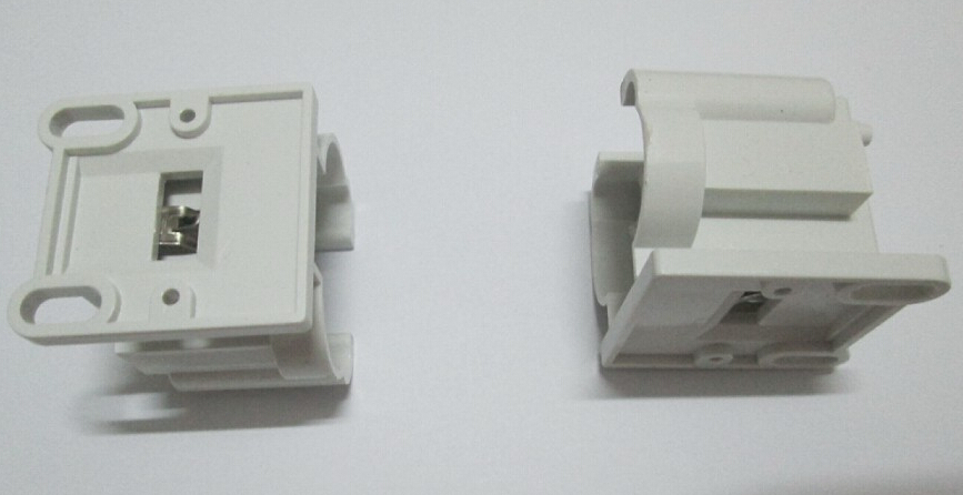 DHL UPS FEDEX Free 1000pcs G23 Lamp Bases And Lamp Holders For H Light Tube ROHS Compliance<br><br>Aliexpress