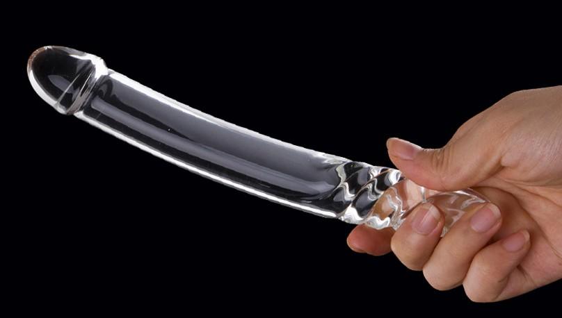 Стекла реалистичные дилдо взрослых pyrex стекло Кристалл пенис Анальный дилдо стекла секс игрушки продукты секса для женщин и мужчин,Анальный плагин Донг