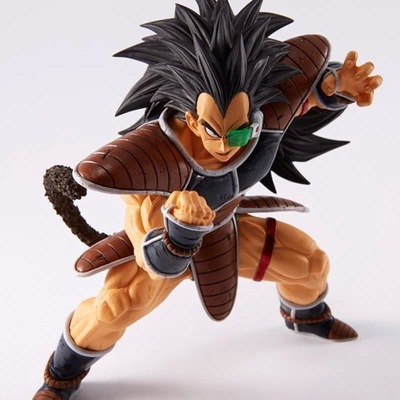 Dragon Ball Z Action Japanese Anime Dragonball Raditz Bandai Son Goku Super Saiyan Action Figure Toys Juguete PVC Model 0122(China (Mainland))