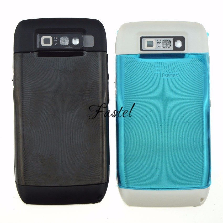 For Nokia E71 New Full Complete Mobile Phone Housing Cover Case + English or Russian Keypad + Tools, Free Shipping