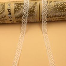 F1501 2016 Nylon lace 1.5cm diy lace clothing accessories Lighting hot sale(China (Mainland))