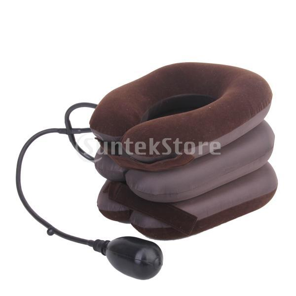 Free Shipping Headache Back Shoulder Pain Cervical Neck Traction Device(China (Mainland))