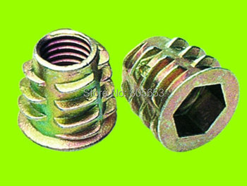 M8*13 zinc alloy nuts with zinc plated in furniture(NZ2212)